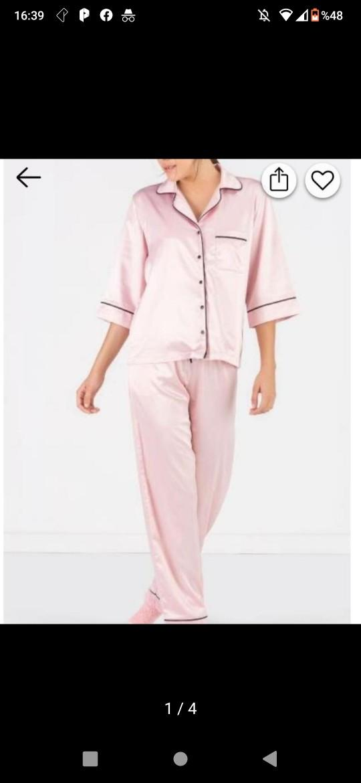 Sizce hangi pijama takımı daha şık?