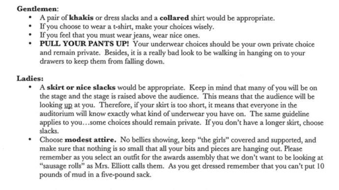 Dress Code Nedir? Bilen Var mı?