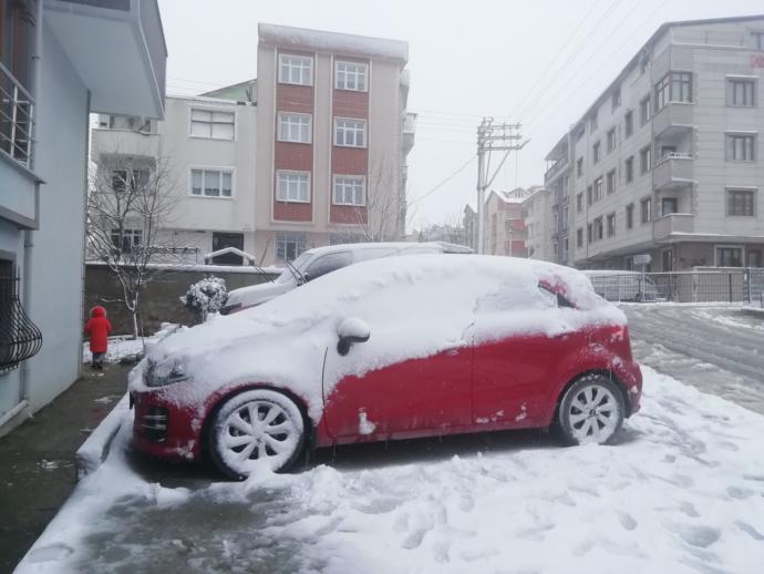 Kardan Araba olmuş araçlarınızın resmini paylaşır mıydınız?