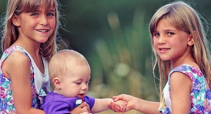 İki çocuk arasında yaş farkı