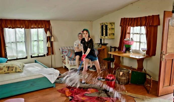 Ev temizliği nasıl eğlenceli hale getirilebilir?