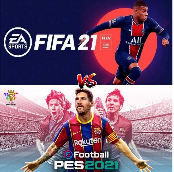 FIFA ve PESde en çok sevdiğiniz futbolcu kim?