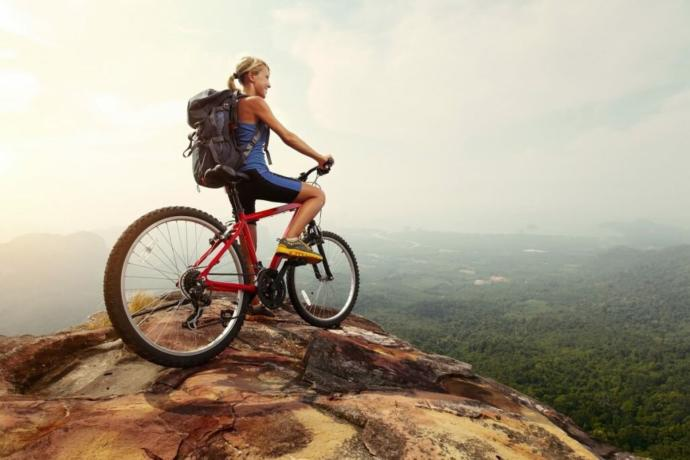Bisikletle nereyi gezmek isterdin?