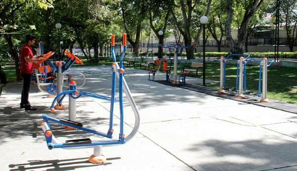 Parklardaki spor aletlerini yararlı buluyor musunuz?