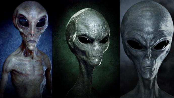 Sizce uzaylılar var mı?