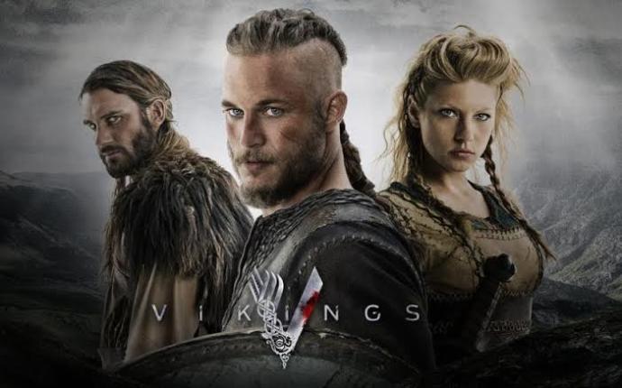 Vikings Dizisi?