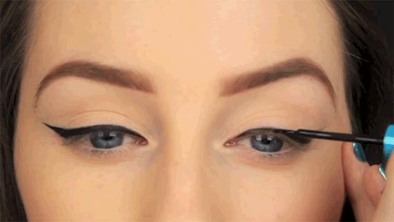 Eyeliner sürme / çekme konusunda ne kadar iyisin?