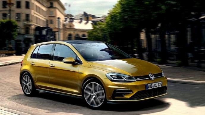 Avrupada 2020 yılının en çok satan arabası Volkswagen Golf oldu! Sizin en sevdiğiniz araba hangisi?