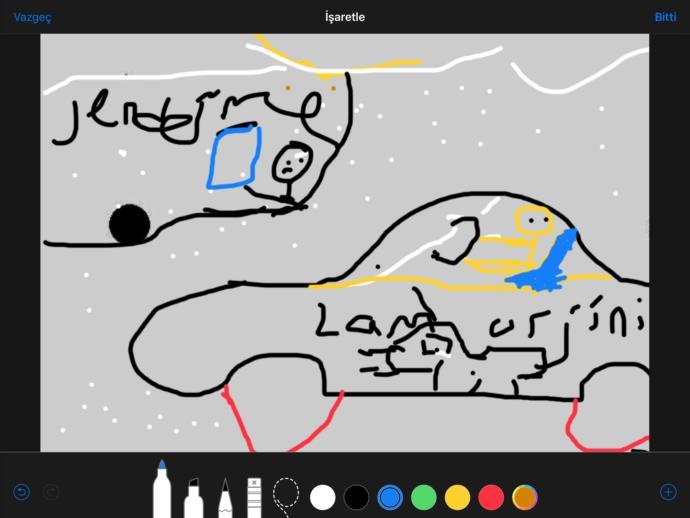 Arkadaşlar bilgisayarda Lamborjini resmî çizdim, nasıl başarılı olmuş mu 10 üzerinden kaç puan verirsiniz?