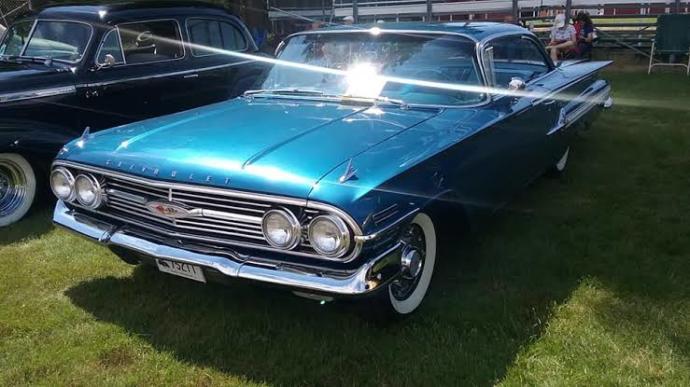 1960 model chevy impala?