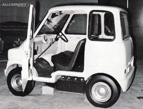Fordun 1960larda tasarlayıp piyasaya sürmediği elektrikli arabaları gördünüz mü?