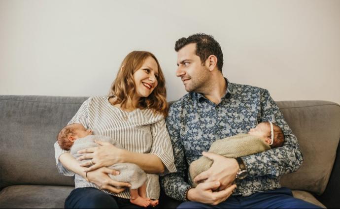 İkiz bebekleriniz olsa onlara ne isim verirdiniz?