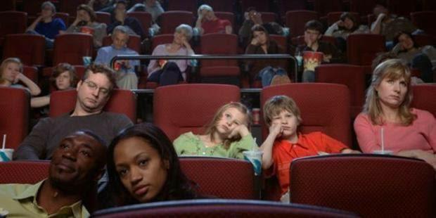 İzlediğiniz filmin ortasında sıkılırsanız filmi izlemeyi bırakır mısınız?