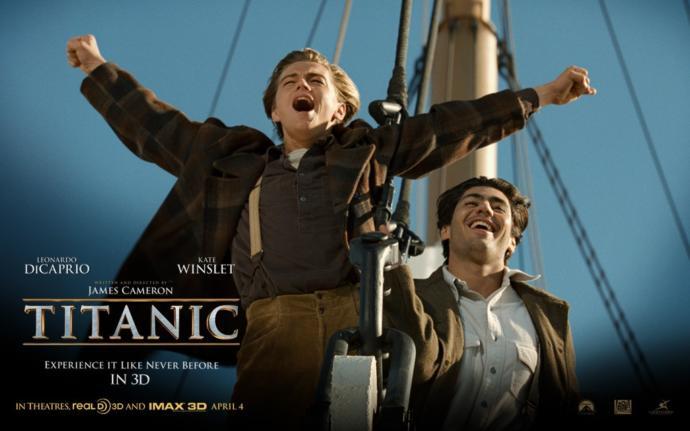 Leonardo Di Caprio denilince aklınıza gelen ilk film hangisi?