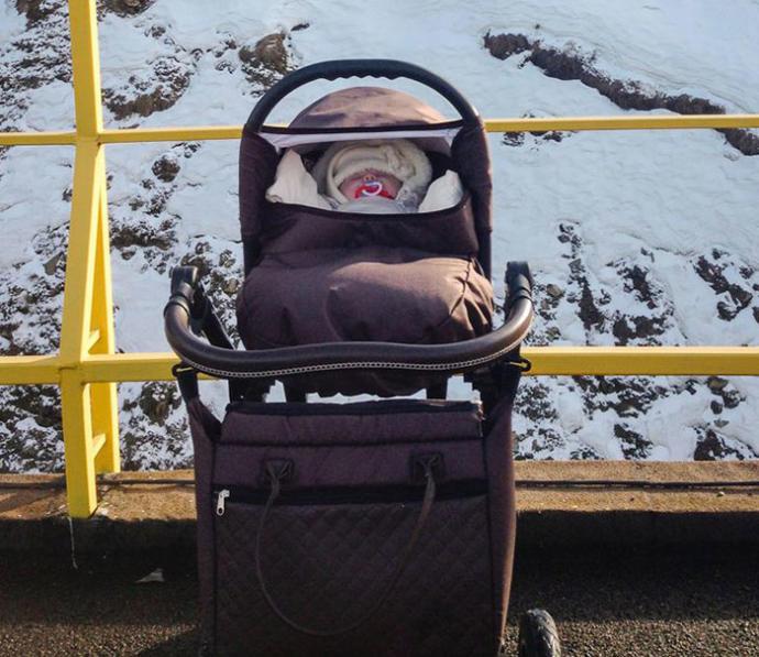 Neden, kuzey ülkelerinde ebeveynler cocuklarını açık havada uyutuyor?