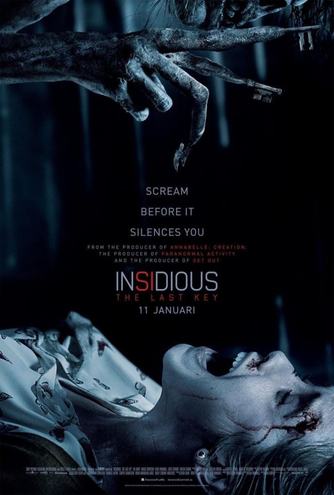 En sevdiğiniz korku filmleri nelerdir?