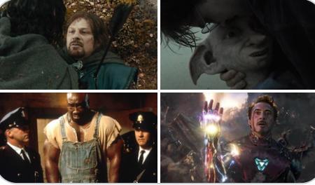 Ölümü sizi en çok üzen dizi/film karakteri kimdi?