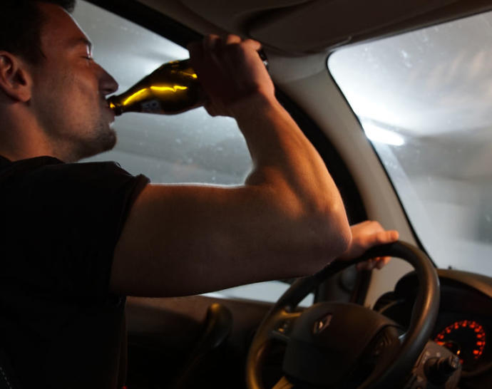Alkollü araba kullandınız mı hiç?
