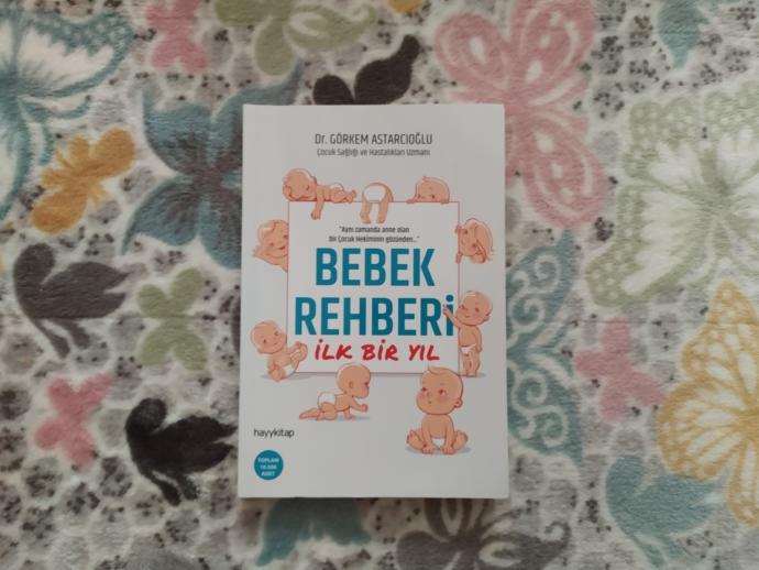 Dr. Görkem Astarcıoğlu Bebek Rehberi kitabı