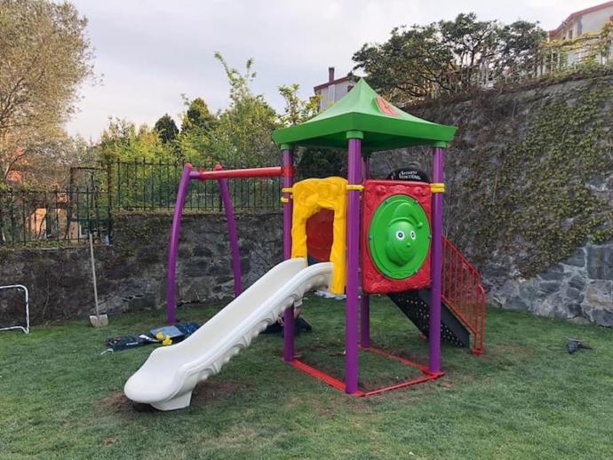 örnek - çocuk oyun parkı