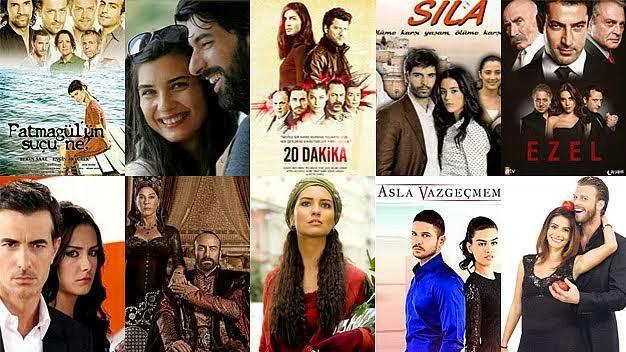 En sevdiğiniz Türk dizisi veya dizileri nedir?