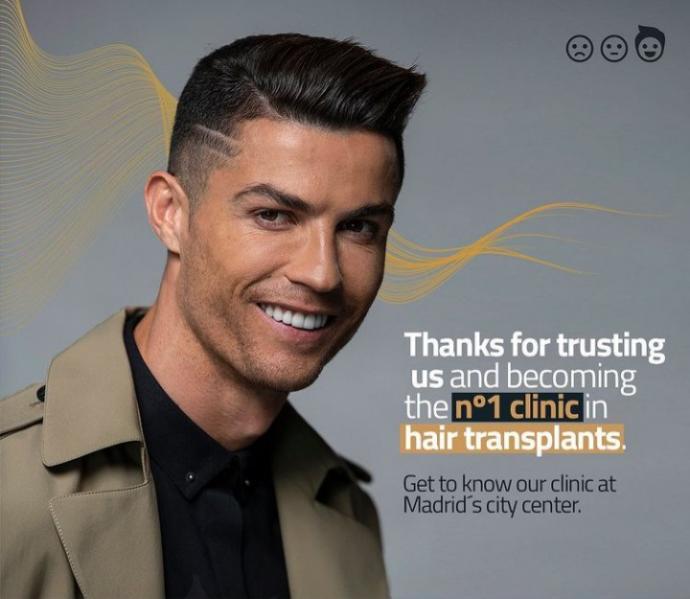 Sizce Ronaldo kaç yaşında duruyor?