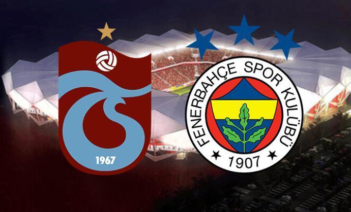 Süper Ligin zirvesini karıştıracak maça 1 gün kaldı! Trabzonspor - Fenerbahçe karşılamasında kimin galip gelmesini bekliyorsunuz?
