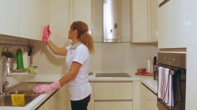 Mutfak çekmeceleri nasıl temizlenir? Mutfak çekmecelerinizi neyle temizliyorsunuz?