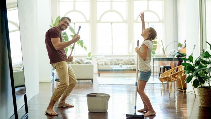 Evini temizlerken hangi şarkıları mırıldanırsın?