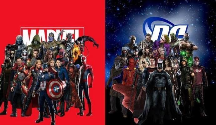 Marvel vs DC filmlerinden hangisi?