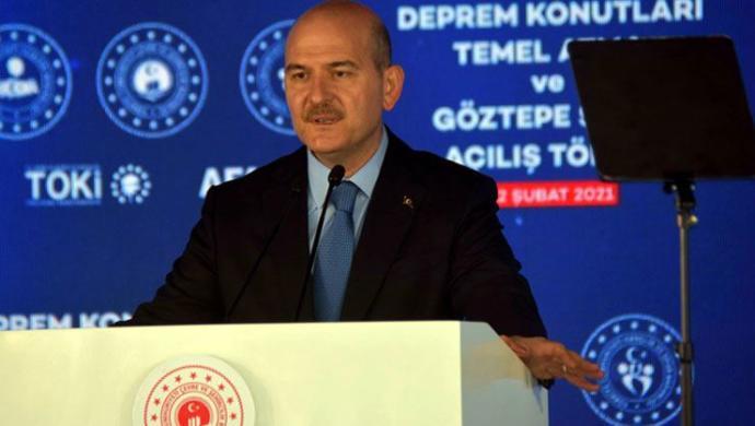 İçişleri Bakanı Süleyman Soylunun İstanbul depremi açıklaması büyük ve yıkıcı bir deprem kapıda siz ne düşünüyorsunuz?