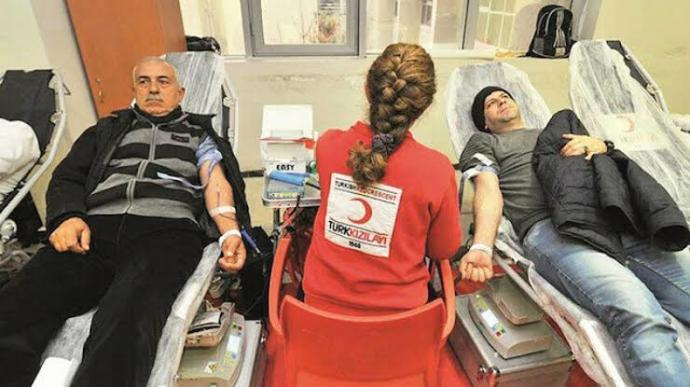 Hiç kan bağışı yaptınız mı, düzenli kan bağışı mı yapıyorsunuz?