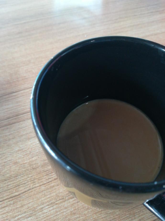 Kahveler içildi mi bakalım?