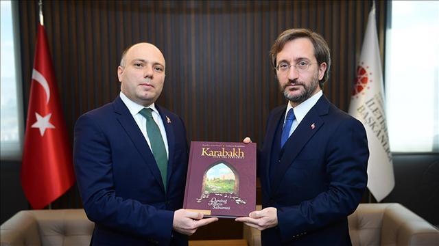 Azerbaycan ile kültürel iş birliği: Tarihi olaylar dizi ve film olacak. Tarihi olaylar dizi ve film olmalı mı?
