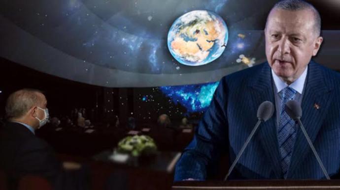 Erdoğan aya gidecek türk için astronot yerine türkçe karşılığı olan bir kelime istiyor, sizce astronot yerine ne olmalıdır?