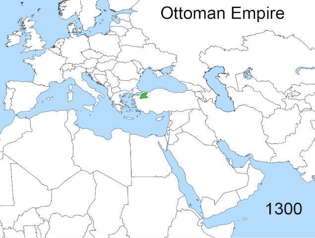 Osmanlı imparatorluğu yaklaşık kaç asır hüküm sürmüştür?