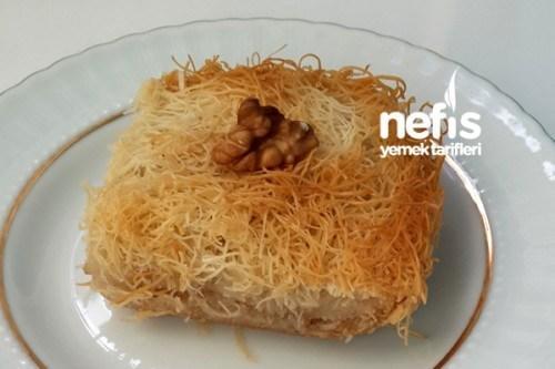 Ekmek kadayıfı mı tel kadayıfı mı?