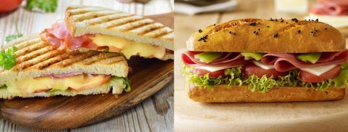Tost mu sandviç mi?