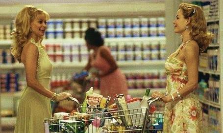 Cimriler de alışveriş yapınca rahatlıyor mu?