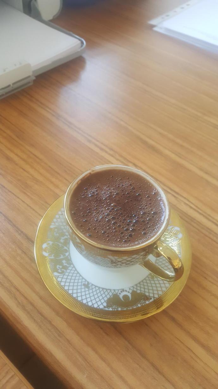 Kahve hazırsa sohbette hazır mıdır?
