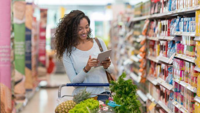 Market alışverişinizde listenizin en başında ne var?