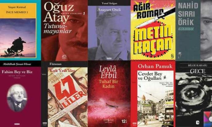 Türk edebiyatında en sevdiğiniz roman hangisi?