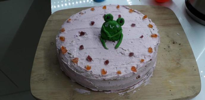 Pasta yaptım nası olmuş?