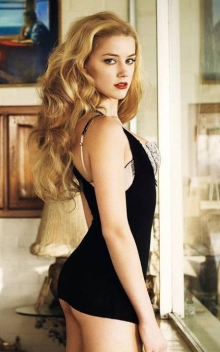 Amber Heardı beğeniyor musunuz?