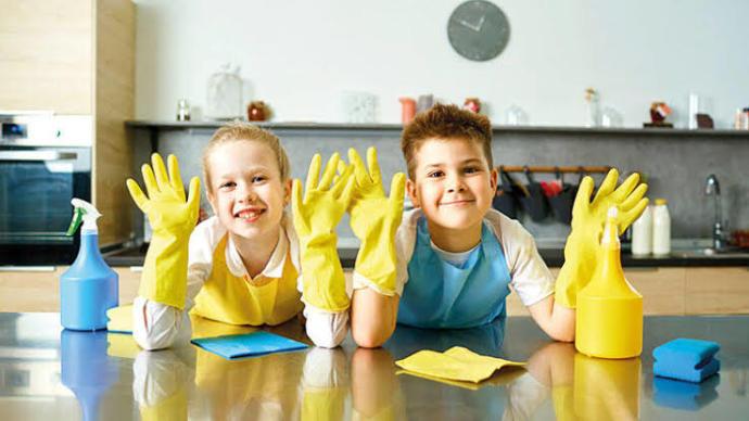 Çocuğunuzun sorumluluk sahibi olması açısından ufakta olsa ev işleri yaptırır mısınız/yaptırıyor musunuz?