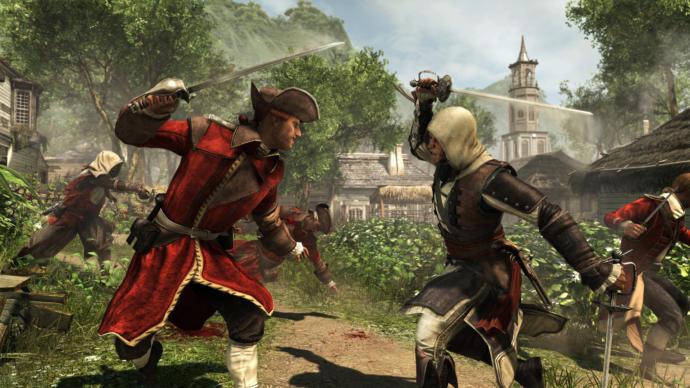 Assassins Creed 4 PC Sistem Gereksinimleri Nelerdir?