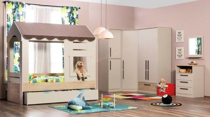 Çocuğunuza kaç yaşından sonra bir oda verirsiniz?