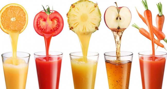 Hangi meyve ve sebzenin suyu daha çok lezzetli?