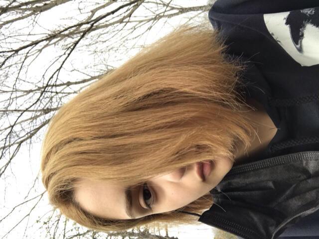 Saç rengimle alakalı?