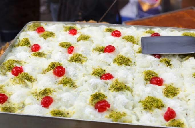 Ramazan ayında en çok hangi tatlı tüketiliyor?